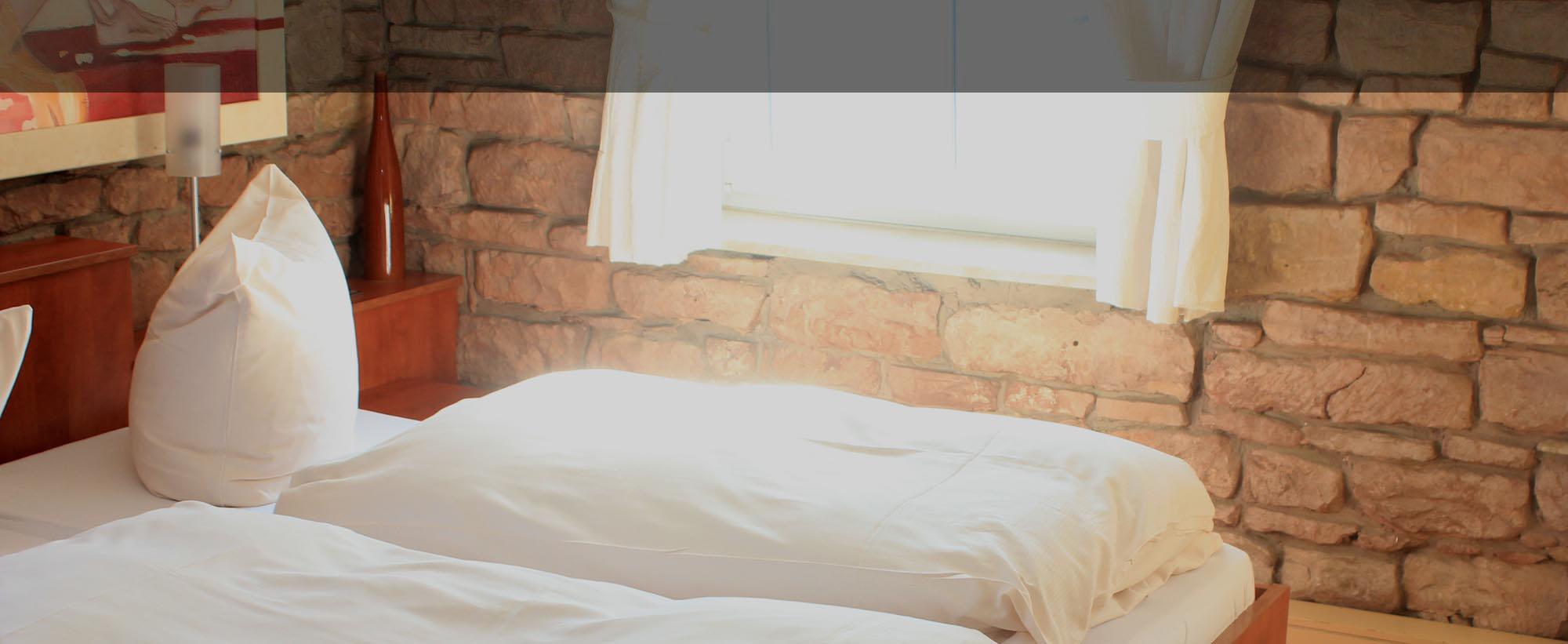 komfortable & gemütliche Hotelzimmer